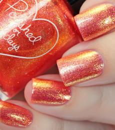 Polished For Days Polish - Wonderful World of Color Collection - Simba!