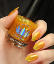 Ethereal Lacquer - In The Name of The Moon Collection - Gilded Galaxy