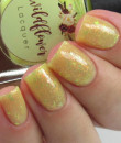 Wildflower Lacquer - Mermaids & Mittens Collection -Arctic Sun