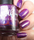 Wildflower Lacquer - Harley's Holos Collection - Ballewiener