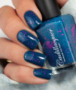 Teal Bloossom - Cadillacquer Nailland New Thermal Exclusive Shade (LE)