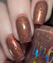 Wildflower Lacquer -  Candied Koi Collection - Sealed with a Kiss