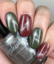 KBShimmer- The Love At Frost Sight Collection- Love At Frost Sight Magnetic Nail Polish Toppe