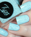 Tips Nailpolish - Chalks Collection- Blue