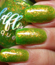 Wildflower Lacquer - Kois from The Swamp Collection - Later Gator
