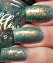 Wildflower Lacquer - Kois from The Swamp Collection - So Gill