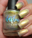 Wildflower Lacquer - Kois from The Swamp Collection - Vanished into Fin Air