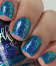 Wildflower Lacquer - Killer Queen Collection - You Make the Rocking World Go Round